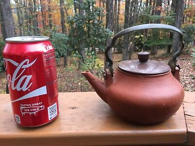 Antique Chinese Yixing teapot 源兴炳记 Signed