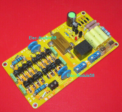 CLASS A AMPLIFIER Power Delay Soft Start Temperature
