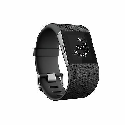 Fitbit Surge Large Activity Tracker Wristband - Black.
