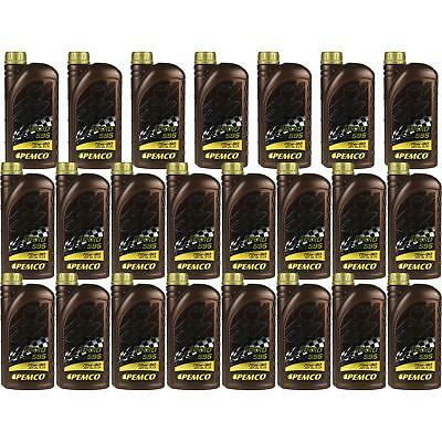 23x1 LITRE GENUINE Pemco Transmission Oil ipoid 595 75W-90 Gear Oil Oil