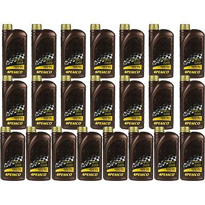 22x1 LITRE GENUINE Pemco Transmission Oil ipoid 589 80W-90 Gear Oil Oil