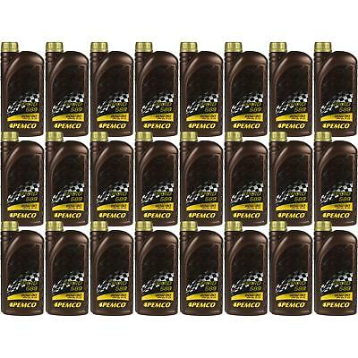 24x1 LITRE GENUINE Pemco Transmission Oil ipoid 589 80W-90 Gear Oil Oil