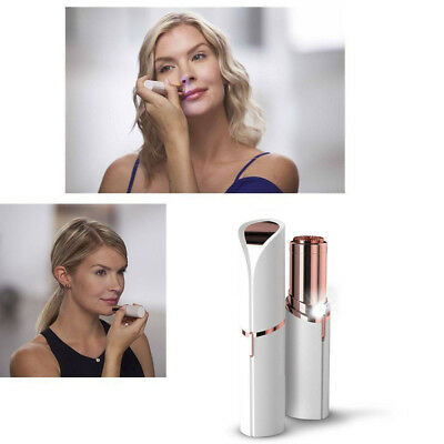 Completely Women Hair Remover Mini Painless Light Facial Flawless Hair Removal
