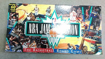 NBA JAM Session Board Game