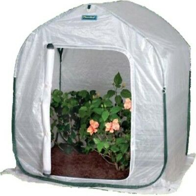 Pop Up Plant House With UV Protection For Longer Life Open Floor
