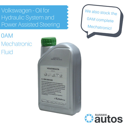 OE Volkswagen 0AM Mechatronic Fluid - 1 Litre - Oil for Hydraulic System