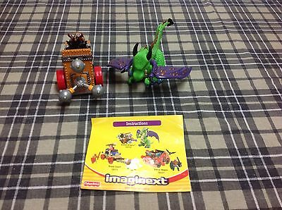 Fisher Price Imaginext system; Battle Dragon
