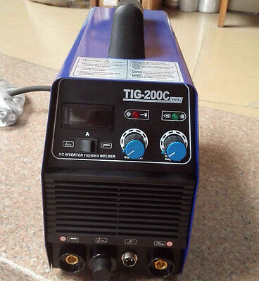 200 AMP DC Inverter TIG MMA Welding Machine Welder Stainless /Carbon Steel 110v