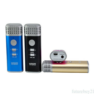 AU- STOCK !!! Wireless Bluetooth Microphone -4 COLORS YH