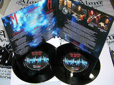 """MIND ASSASSIN The Pay Off DOUBLE 7"""" Inch black vinyls BRAND NEW"""