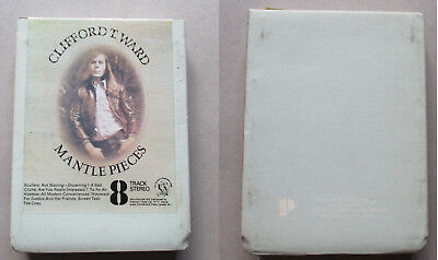 Clifford t ward mantle peice 8 track cartridge tape sealed