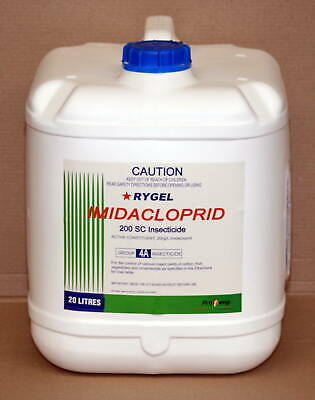 IMIDACLOPRID 200SC INSECTICIDE 20-Litre