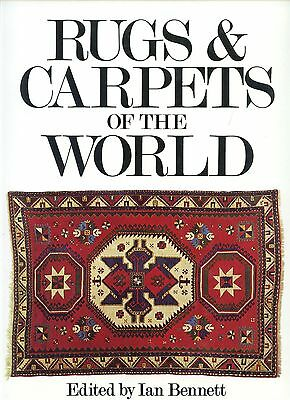 Antique World Carpets Rugs - Types Origins Makers (500+ Photos) / Oversize Book