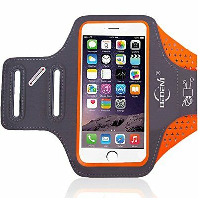 Water Resistant Sports Armband for iPhone 7 Plus, 6s Plus, 6 Plus, Running Ex...