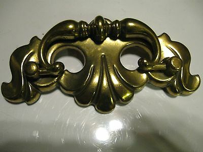 Antique Rare Chippendale  Drawer Pull