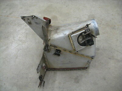 Lycoming TIO-540 Air Filter Box Assembly