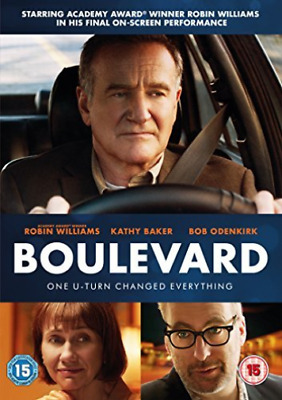 Boulevard  (UK IMPORT)  DVD NEW