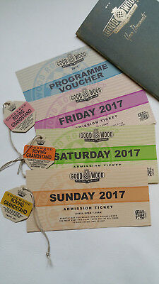 Tickets compl. Weekend on the Goodwood Revival Meeting 2017