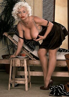B26 Busty Sexy Big Boobs Pinup Model . 11''x8'' glossy photos (5). HQ!