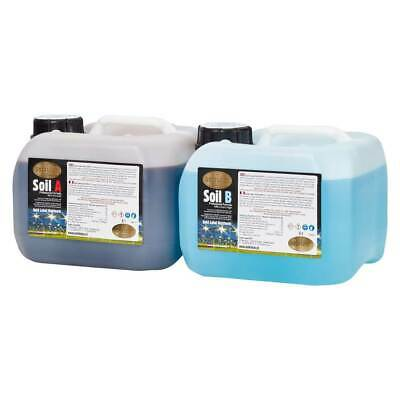 10L Gold Label Soil Nutrients / Plant Food - Npk Soil/Peat/Compost Mineral Feed