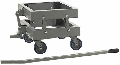 Move a Pool Table with this Lift Cart - One person Operation