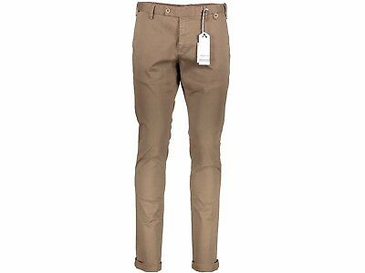 PANTALONE A/I UOMO - AT.P.CO. - mod.JACK2016 - col.MARRONE - SCONTO 50%
