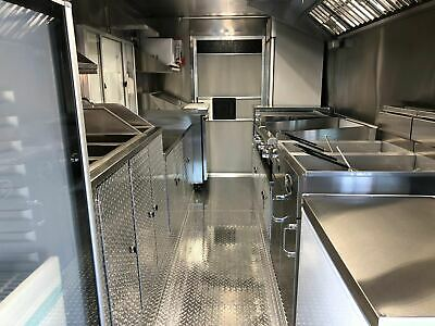 Custom Food Trucks For Sale - All Kitchens Made To Order!