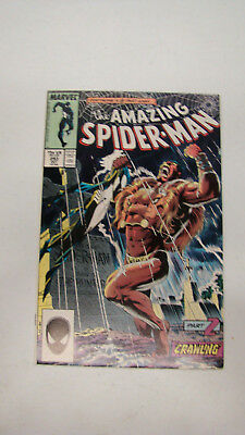 The Amazing Spider-Man #293 (Marvel Comics) Kraven's Last Hunt