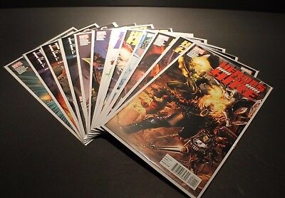 Heroes for Hire 1-12 Complete Set Marvel Comics 2011