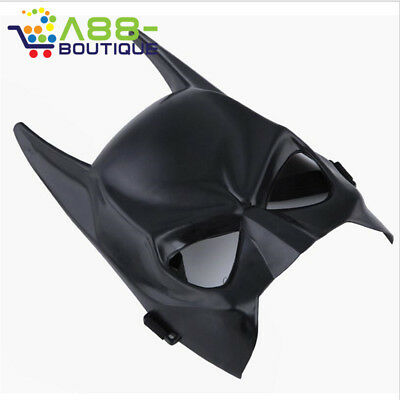Batman Mask Adult The Dark Knight Rises Halloween Fancy Dress Costume