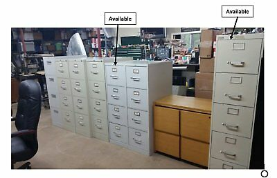 Used File Cabinets in Good Condition