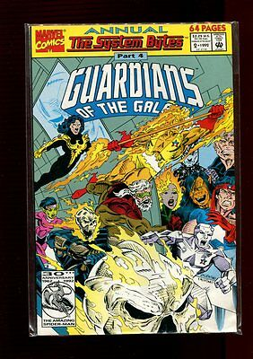 GUARDIANS OF THE GALAXY ANNUAL 2(9.4)(NM)STARLORD-MARVEL(b031)