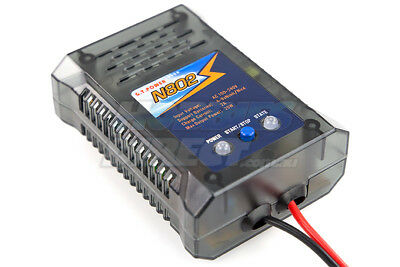 G.T. Power N802 4-8S NiMH 2 Amp Fast Charger w/Deans Plug #N802