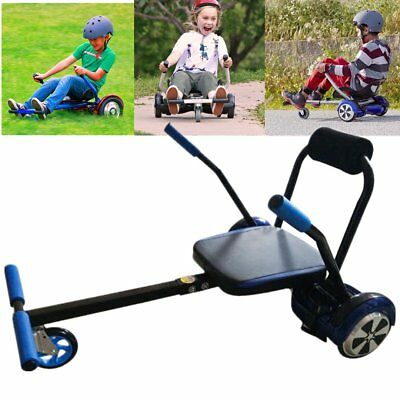 Hoverkart für Hoverboard Self Balance Scooter E-Scooter Sitz GoKart HoverseatYW