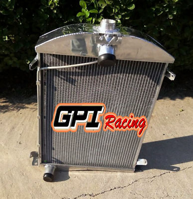 56MM  ALUMINUM ALLOY RADIATOR 1930-1931 Ford Model A