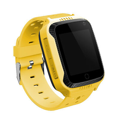 Children Kids Anti-Lost Smart Watch GPS Tracker Waterproof For Android Phone