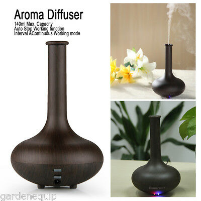 Ultrasonic Humidifier Air Purifier Aroma Diffuser Essential Oil Aromatherapy UK