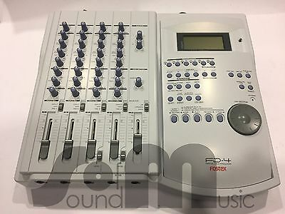 Fostex FD-4 | Digitaler 4-Spur Multitracker