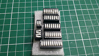 7 X  Amp Dip Switch
