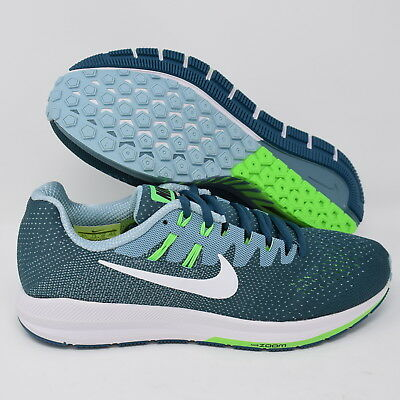 online store 7e20e a70e4 MEN'S NIKE AIR Zoom Structure 20 Running Shoes Black/White ...