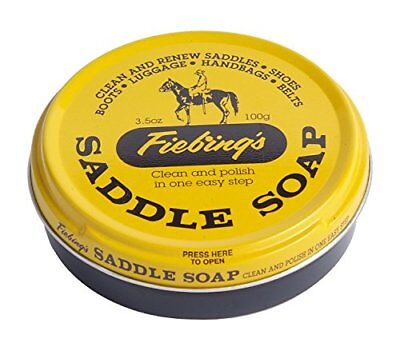 Fiebing Saddle Soap, 3.5 oz, Yellow