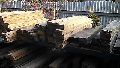 Pallet Timber / Boards  - Pre-Stripped - Various Lengths & Widths