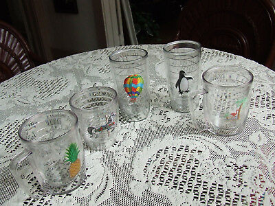 Lot 5 Tervis Tumbler Tall Glasses,mugs And Small Glass