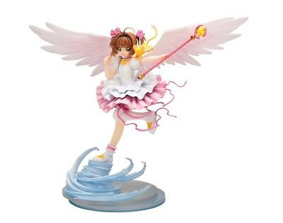 ARTFX J Card Captor Sakura Sakura Card Edition 1/7 Scale PVC Painted Figure F/S
