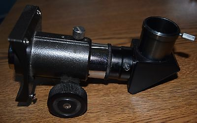 Celestron C4.5 Rack and Pinion + adapter and diagonal