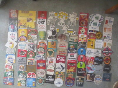 98 Different AUSTRALIAN  Issued  BEER COASTERS