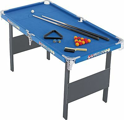Chad Valley 4FT Snooker/Pool Games Table. From the Official Argos Shop on ebay