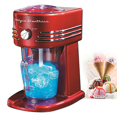 Frozen Drink Machine Smoothie Margarita Slush Maker Shaved Ice Slush Beverage