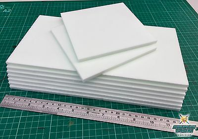 9 XPS polystyrene hobby foam sheets (modular road kit for warhammer/wargaming)