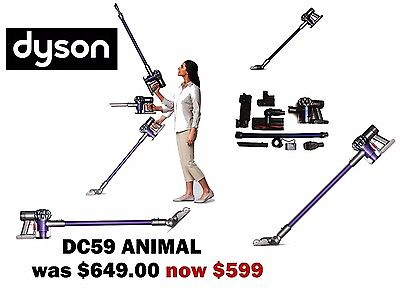 Brand New ! Dyson DC59 Cordless Stick Vacuum Cleaner  Last One !!